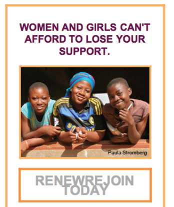 PS Photo Global Fund Women ad