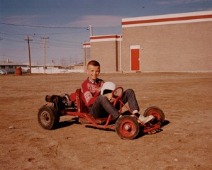 Ted go-Kart Scan